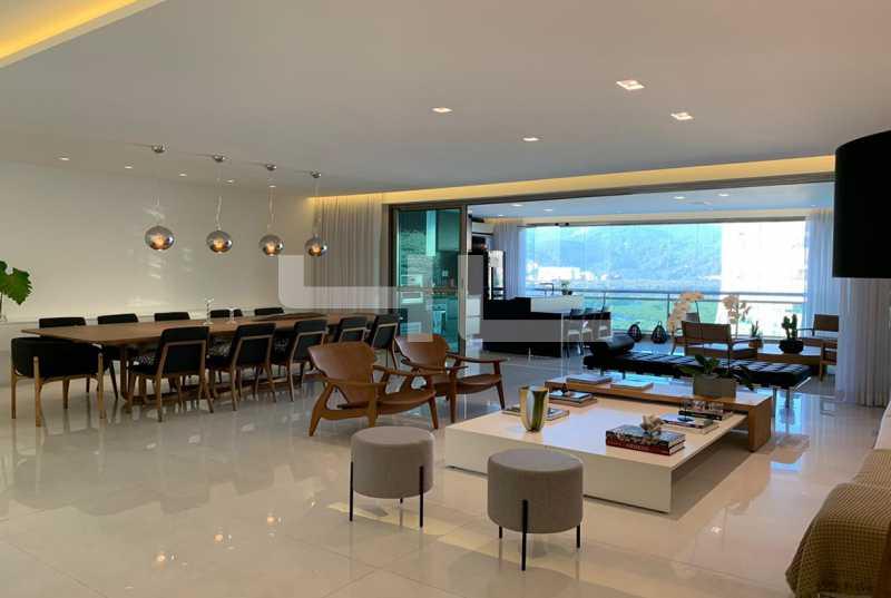 SAINT BARTH - Apartamento 4 quartos à venda Rio de Janeiro,RJ - R$ 3.670.000 - 00795AP - 1