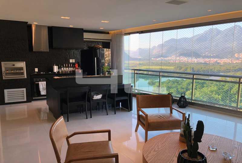 SAINT BARTH - Apartamento 4 quartos à venda Rio de Janeiro,RJ - R$ 3.670.000 - 00795AP - 9