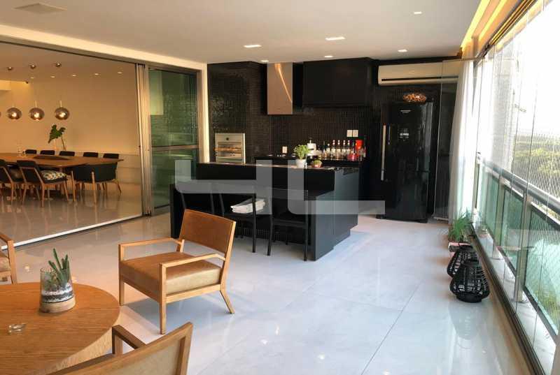 SAINT BARTH - Apartamento 4 quartos à venda Rio de Janeiro,RJ - R$ 3.670.000 - 00795AP - 5