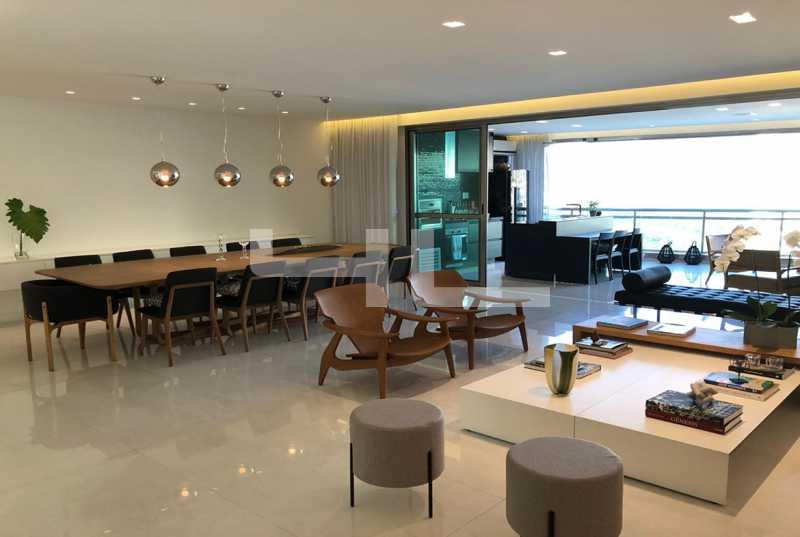 SAINT BARTH - Apartamento 4 quartos à venda Rio de Janeiro,RJ - R$ 3.670.000 - 00795AP - 22