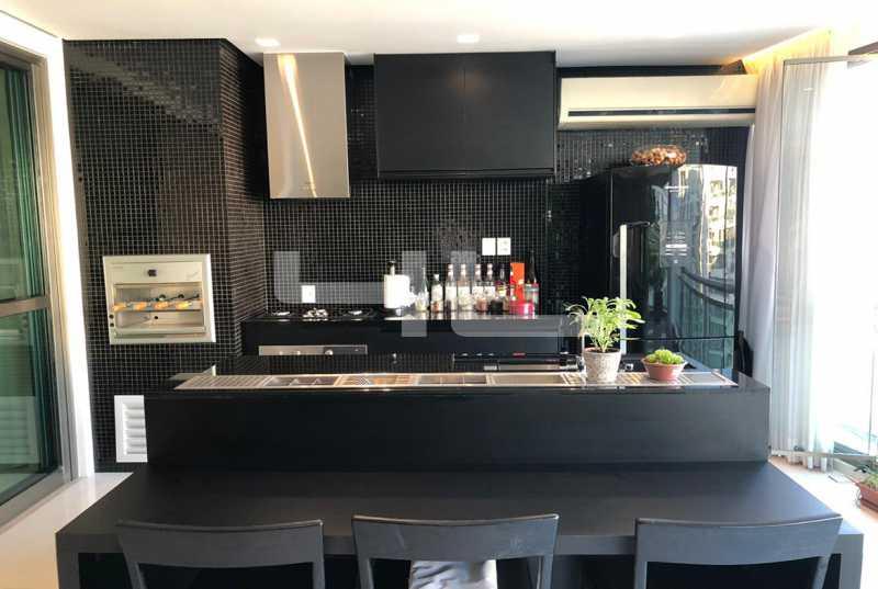 SAINT BARTH - Apartamento 4 quartos à venda Rio de Janeiro,RJ - R$ 3.670.000 - 00795AP - 6