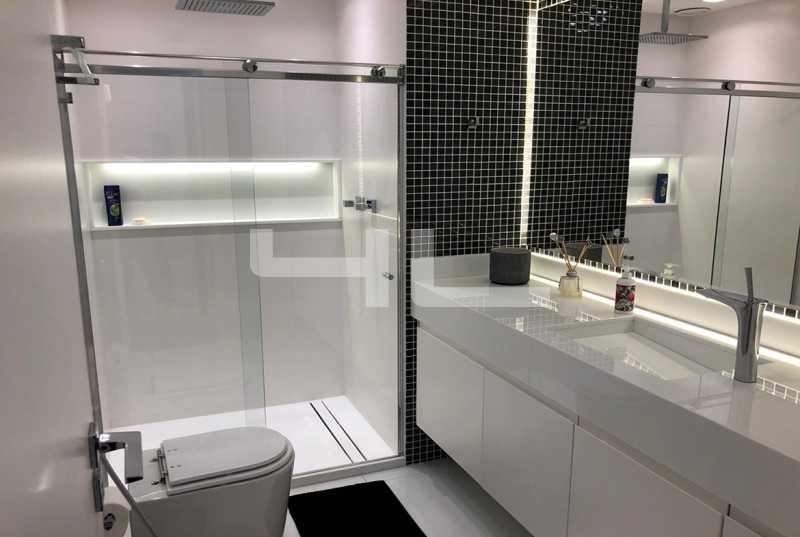 SAINT BARTH - Apartamento 4 quartos à venda Rio de Janeiro,RJ - R$ 3.670.000 - 00795AP - 19