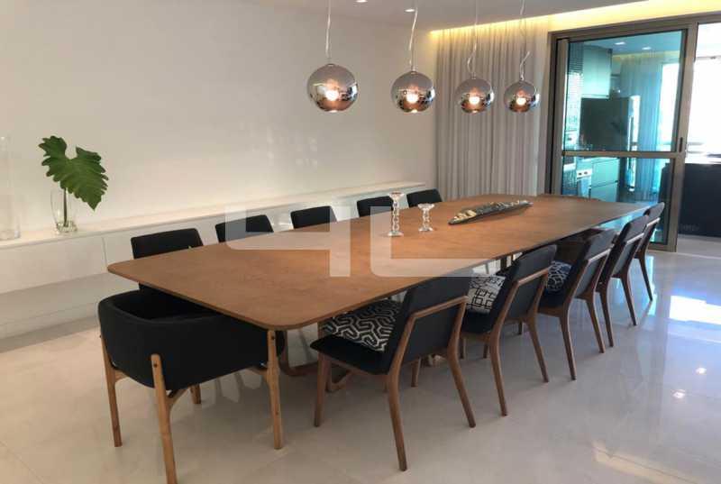 SAINT BARTH - Apartamento 4 quartos à venda Rio de Janeiro,RJ - R$ 3.670.000 - 00795AP - 25