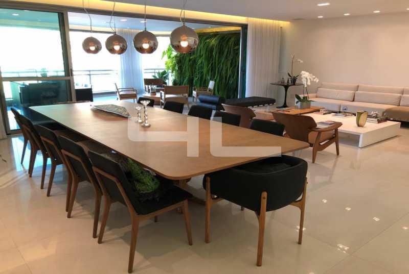 SAINT BARTH - Apartamento 4 quartos à venda Rio de Janeiro,RJ - R$ 3.670.000 - 00795AP - 24