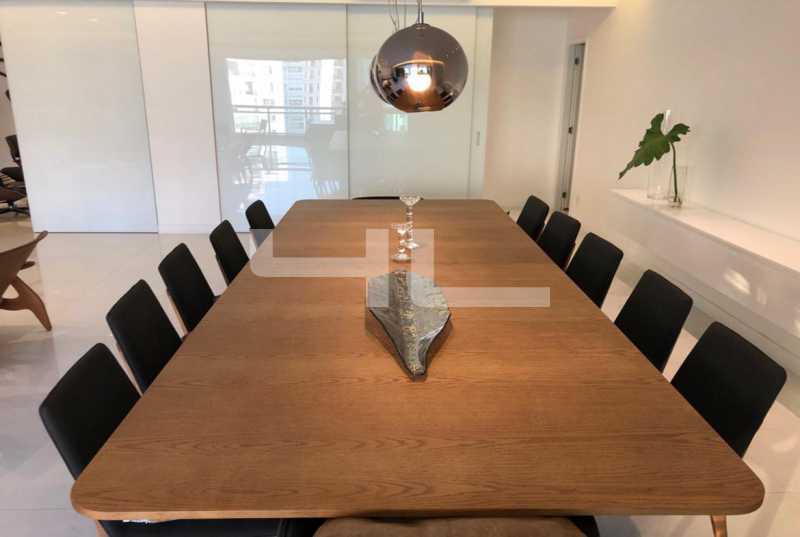 SAINT BARTH - Apartamento 4 quartos à venda Rio de Janeiro,RJ - R$ 3.670.000 - 00795AP - 26