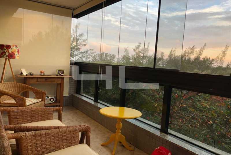 MANDALA - Apartamento 4 quartos à venda Rio de Janeiro,RJ - R$ 1.200.000 - 00796AP - 5