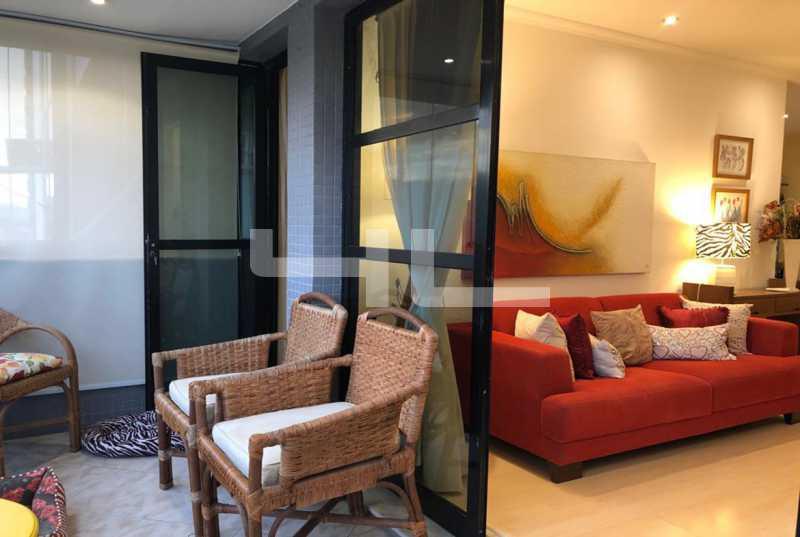 MANDALA - Apartamento 4 quartos à venda Rio de Janeiro,RJ - R$ 1.200.000 - 00796AP - 3