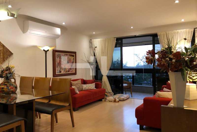 MANDALA - Apartamento 4 quartos à venda Rio de Janeiro,RJ - R$ 1.200.000 - 00796AP - 1