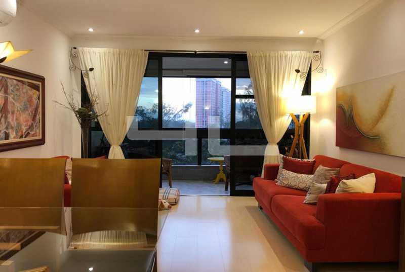 MANDALA - Apartamento 4 quartos à venda Rio de Janeiro,RJ - R$ 1.200.000 - 00796AP - 4
