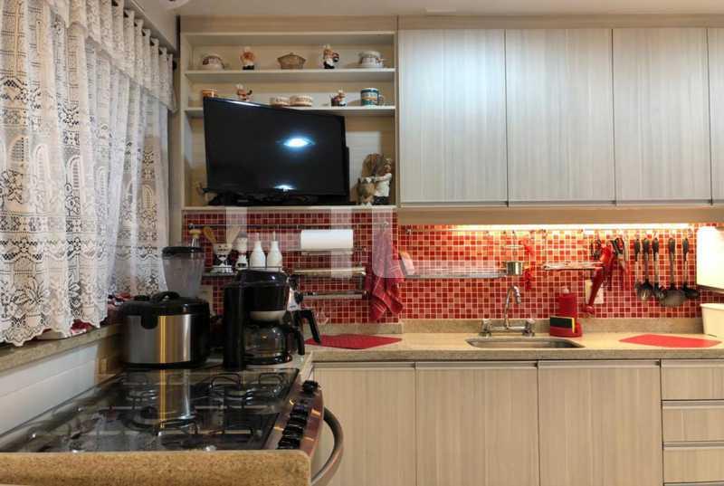 MANDALA - Apartamento 4 quartos à venda Rio de Janeiro,RJ - R$ 1.200.000 - 00796AP - 8
