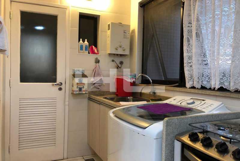 MANDALA - Apartamento 4 quartos à venda Rio de Janeiro,RJ - R$ 1.200.000 - 00796AP - 27