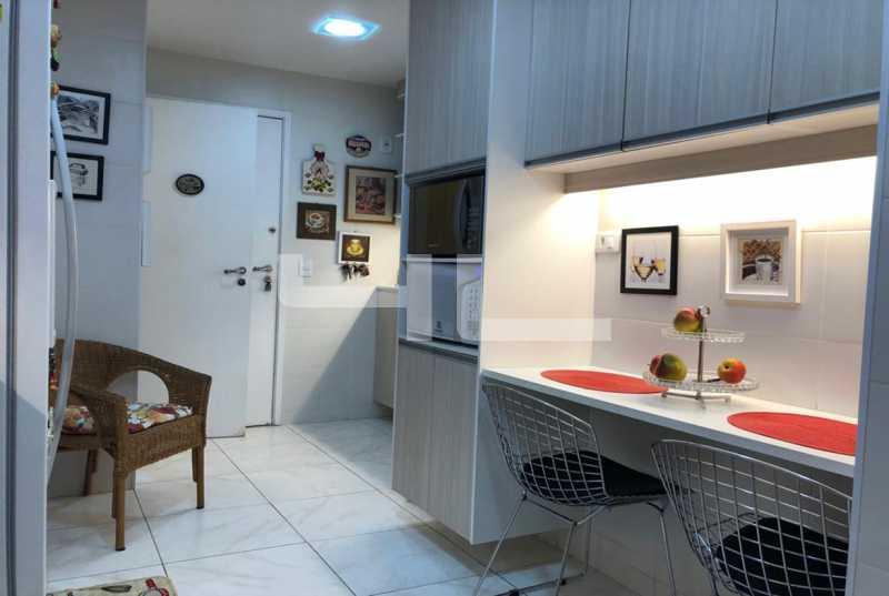 MANDALA - Apartamento 4 quartos à venda Rio de Janeiro,RJ - R$ 1.200.000 - 00796AP - 10