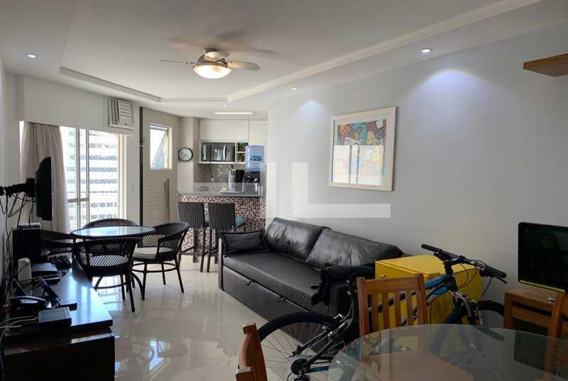 BARRA PALACE - Apartamento 1 quarto à venda Rio de Janeiro,RJ - R$ 675.000 - 00800AP - 1