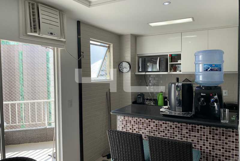 BARRA PALACE - Apartamento 1 quarto à venda Rio de Janeiro,RJ - R$ 675.000 - 00800AP - 4