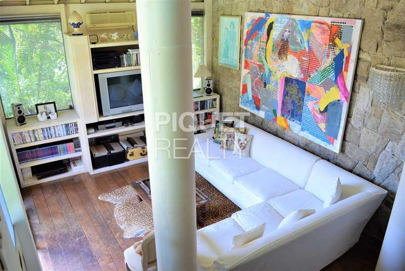 SALA - Casa 3 quartos à venda Rio de Janeiro,RJ Gávea - R$ 3.990.000 - 00085CA - 9