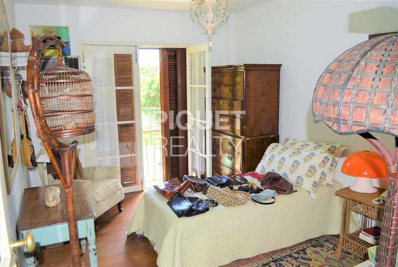QUARTO - Casa 3 quartos à venda Rio de Janeiro,RJ Gávea - R$ 3.990.000 - 00085CA - 14