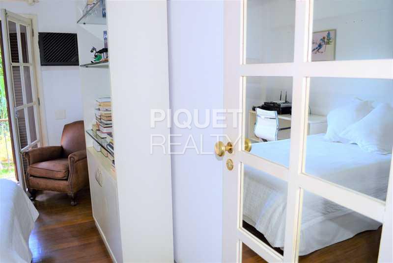 QUARTO - Casa 3 quartos à venda Rio de Janeiro,RJ Gávea - R$ 3.990.000 - 00085CA - 16