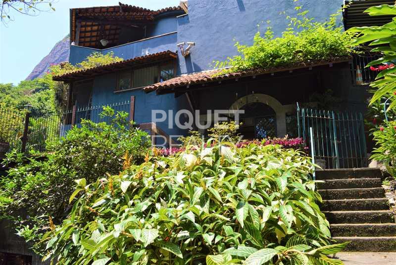 FACHADA - Casa 3 quartos à venda Rio de Janeiro,RJ Gávea - R$ 3.990.000 - 00085CA - 12
