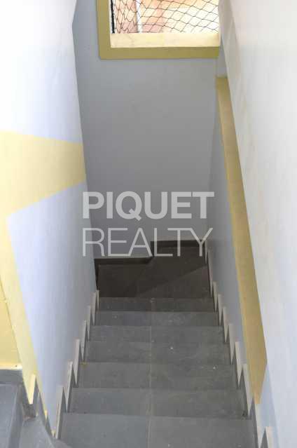 ESCADA PARA O SUBSOLO - Casa em Condomínio 4 quartos à venda Rio de Janeiro,RJ - R$ 3.499.000 - 00018CA - 28