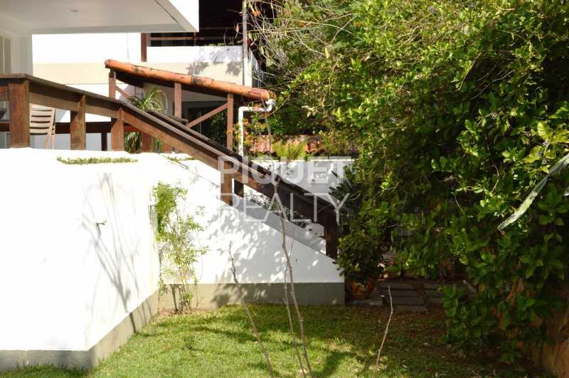 FRENTE - Casa em Condomínio 4 quartos à venda Rio de Janeiro,RJ - R$ 3.499.000 - 00018CA - 5