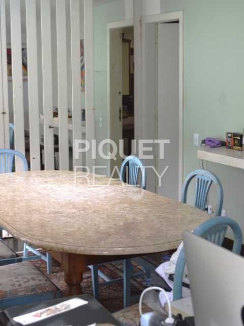 SALA JANTAR - Casa em Condomínio 4 quartos à venda Rio de Janeiro,RJ - R$ 3.499.000 - 00018CA - 13