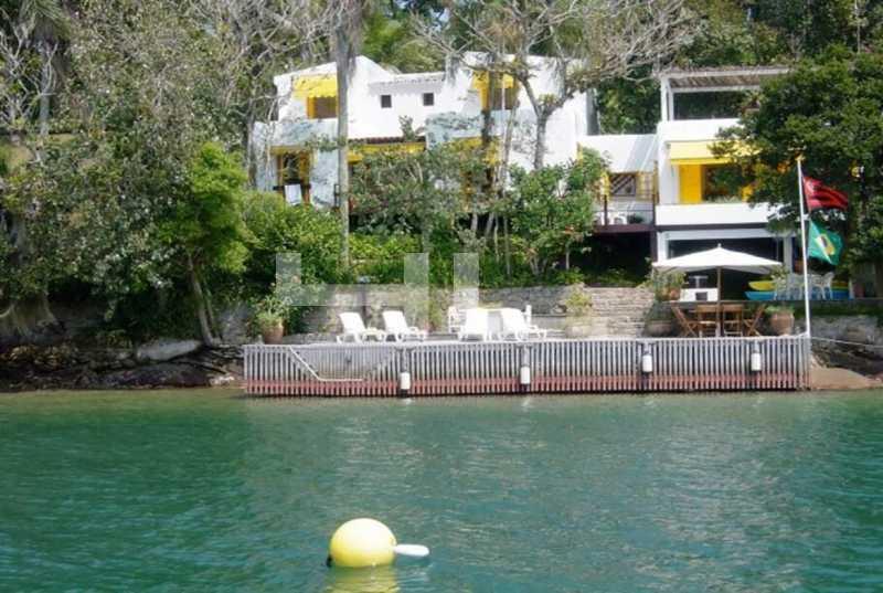 ILHA DO CAVACO - Casa em Condomínio 3 quartos à venda Angra dos Reis,RJ - R$ 6.000.000 - 00822CA - 1