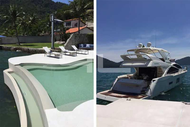 0003 - Casa 5 quartos à venda Angra dos Reis,RJ - R$ 11.900.000 - 00823CA - 5