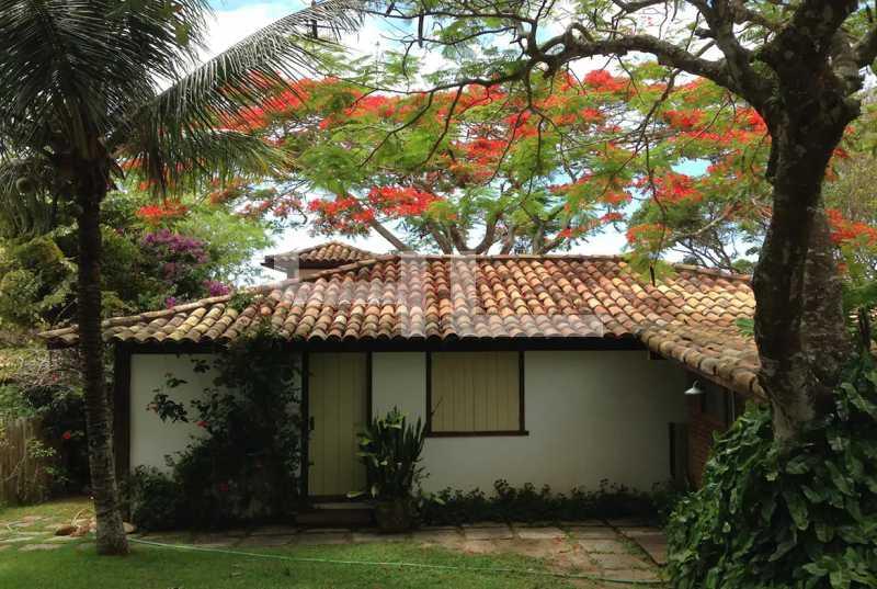 AMARRAS - Casa em Condomínio 5 quartos à venda Armação dos Búzios,RJ - R$ 3.199.000 - 00825CA - 1