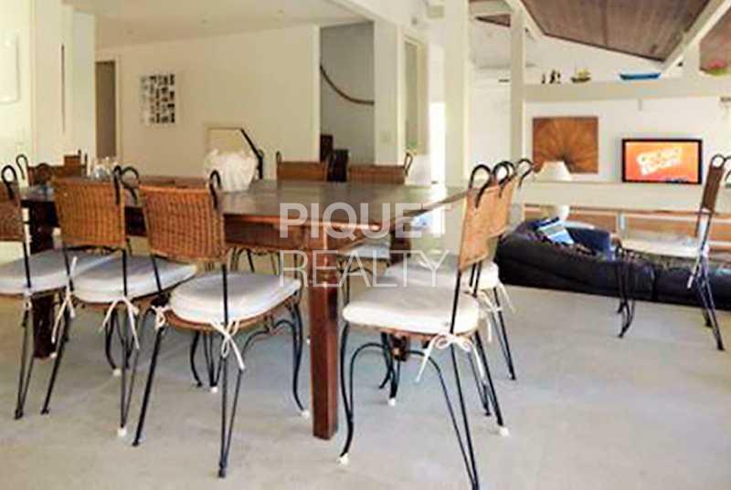 SALA DE JANTAR - Casa em Condominio Condomínio Angrazul Gleba-D1, Angra dos Reis,Pontal (Cunhambebe),RJ À Venda,5 Quartos,300m² - 00088CA - 6