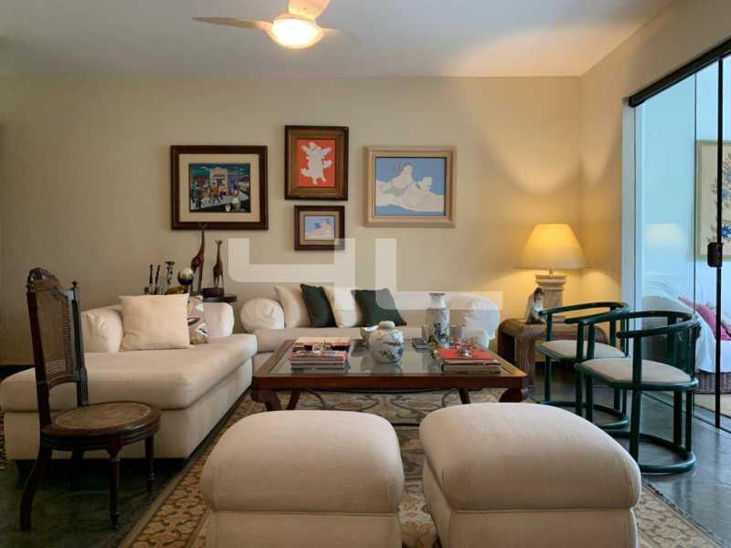 JARDIM OCEANICO - Apartamento 3 quartos à venda Rio de Janeiro,RJ - R$ 1.470.000 - 00834AP - 1