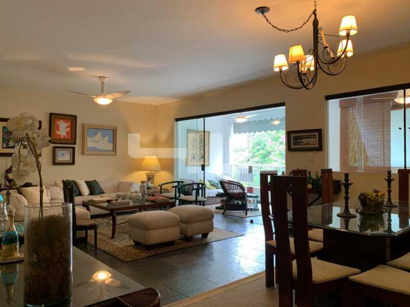 JARDIM OCEANICO - Apartamento 3 quartos à venda Rio de Janeiro,RJ - R$ 1.470.000 - 00834AP - 3