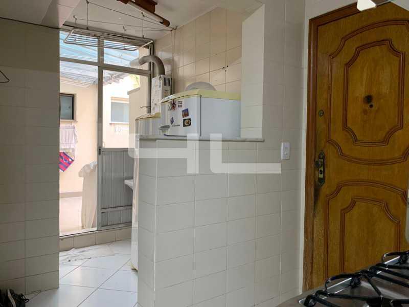 JARDIM OCEANICO - Apartamento 3 quartos à venda Rio de Janeiro,RJ - R$ 1.470.000 - 00834AP - 14