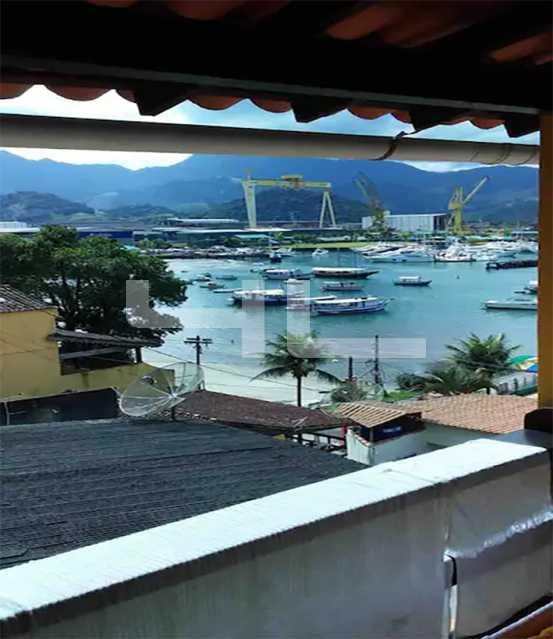 0003 - Casa 4 quartos à venda Angra dos Reis,RJ - R$ 450.000 - 00833CA - 4