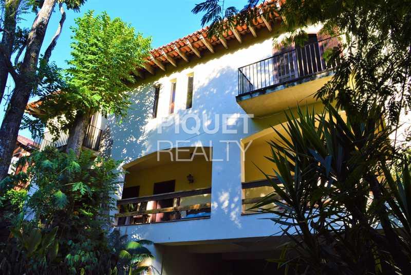 FACHADA - Casa em Condomínio 4 quartos à venda Rio de Janeiro,RJ - R$ 2.300.000 - 00094CA - 3