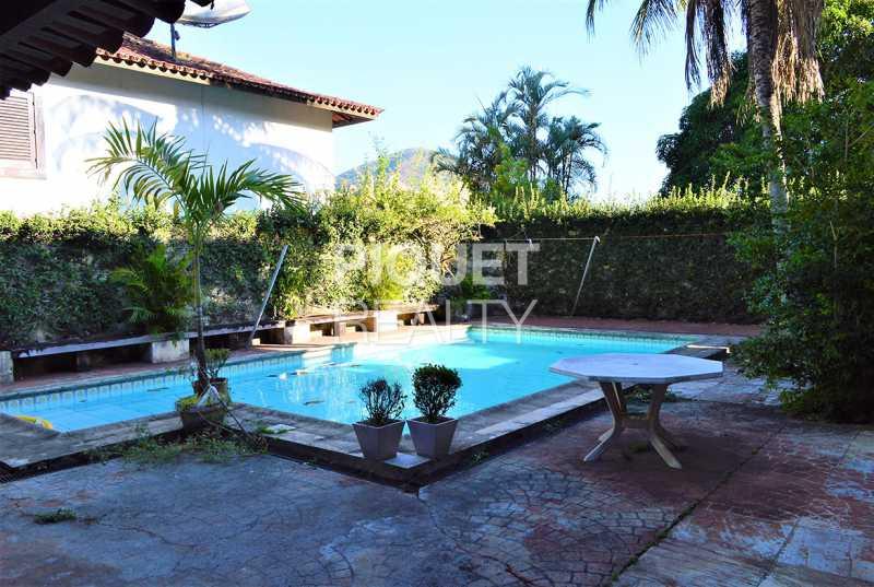 LAZER - Casa em Condomínio 4 quartos à venda Rio de Janeiro,RJ - R$ 2.300.000 - 00094CA - 23