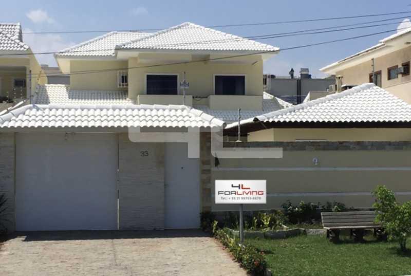 0002 - Casa em Condomínio 4 quartos à venda Rio de Janeiro,RJ - R$ 2.399.000 - 00870CA - 3