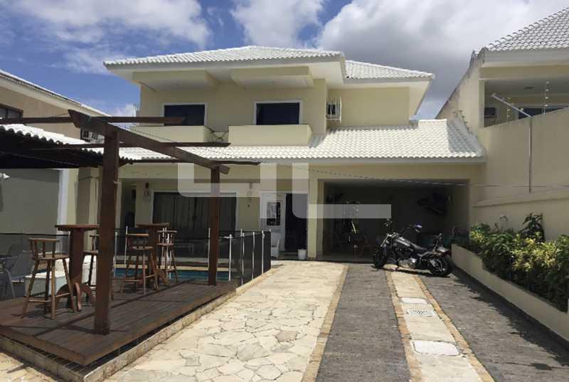 0001 - Casa em Condomínio 4 quartos à venda Rio de Janeiro,RJ - R$ 2.399.000 - 00870CA - 1