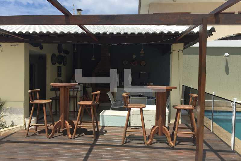 0006 - Casa em Condomínio 4 quartos à venda Rio de Janeiro,RJ - R$ 2.399.000 - 00870CA - 6