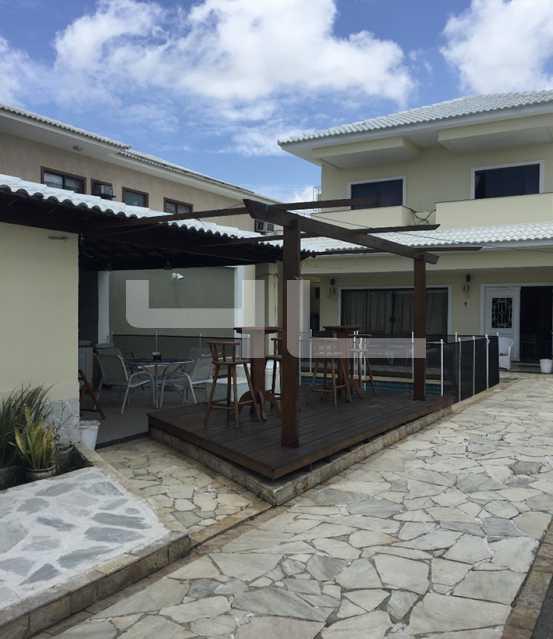 0007 - Casa em Condomínio 4 quartos à venda Rio de Janeiro,RJ - R$ 2.399.000 - 00870CA - 7