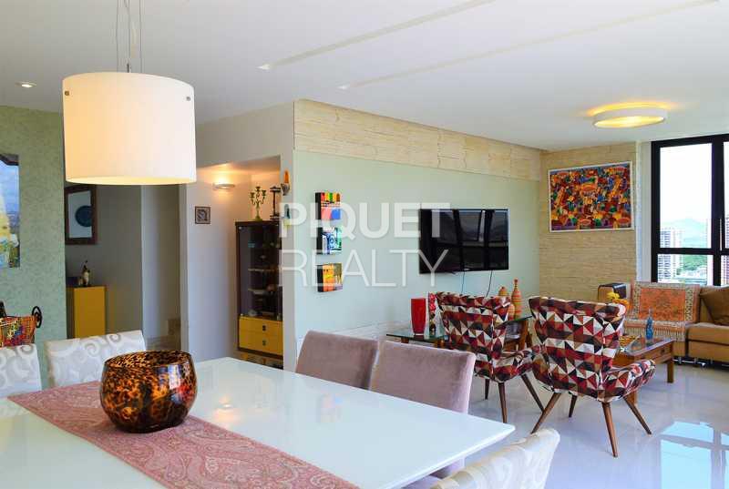 SALA - Apartamento 3 quartos à venda Rio de Janeiro,RJ - R$ 2.140.000 - 00093AP - 1