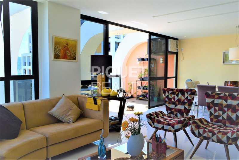 SALA - Apartamento 3 quartos à venda Rio de Janeiro,RJ - R$ 2.140.000 - 00093AP - 3