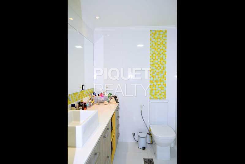 BANHEIRO - Apartamento 3 quartos à venda Rio de Janeiro,RJ - R$ 2.140.000 - 00093AP - 13