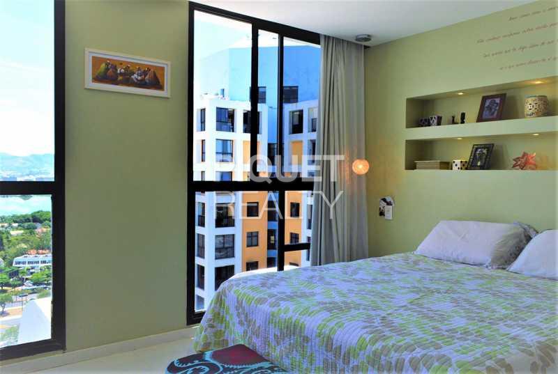 SUITE - Apartamento 3 quartos à venda Rio de Janeiro,RJ - R$ 2.140.000 - 00093AP - 16
