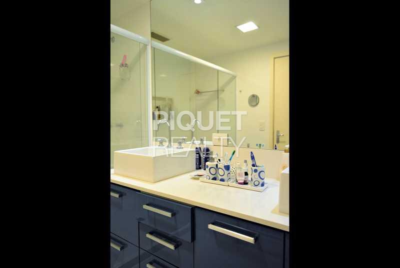 BANHEIRO - Apartamento 3 quartos à venda Rio de Janeiro,RJ - R$ 2.140.000 - 00093AP - 19