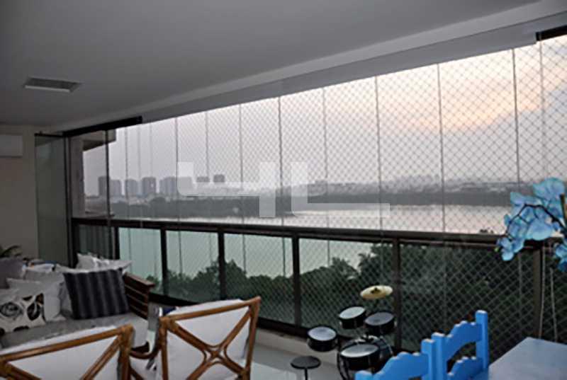 PENINSULA - Apartamento 4 quartos à venda Rio de Janeiro,RJ - R$ 2.724.999 - 00900AP - 3
