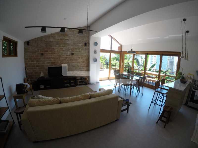 SAO CONRADO - Casa 2 quartos à venda Rio de Janeiro,RJ - R$ 1.799.000 - 00909CA - 3