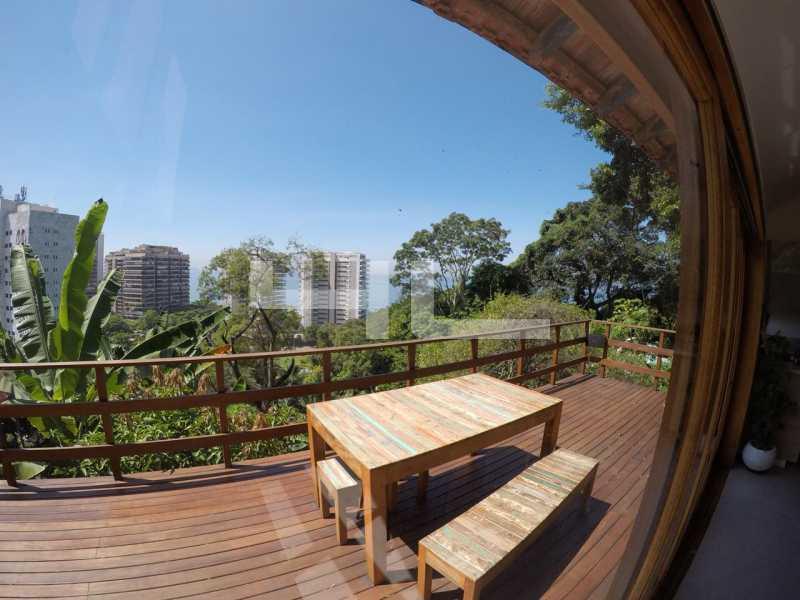 SAO CONRADO - Casa 2 quartos à venda Rio de Janeiro,RJ - R$ 1.799.000 - 00909CA - 5