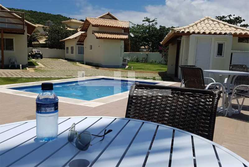 0004 - Casa em Condomínio 1 quarto à venda Armação dos Búzios,RJ - R$ 799.000 - 00961CA - 1