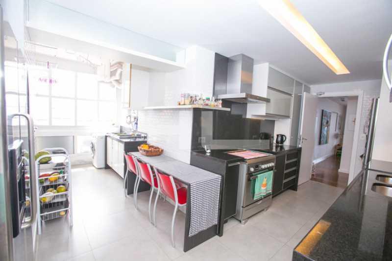 ALTO LEBLON - Apartamento 3 quartos à venda Rio de Janeiro,RJ - R$ 3.999.000 - 00969AP - 8