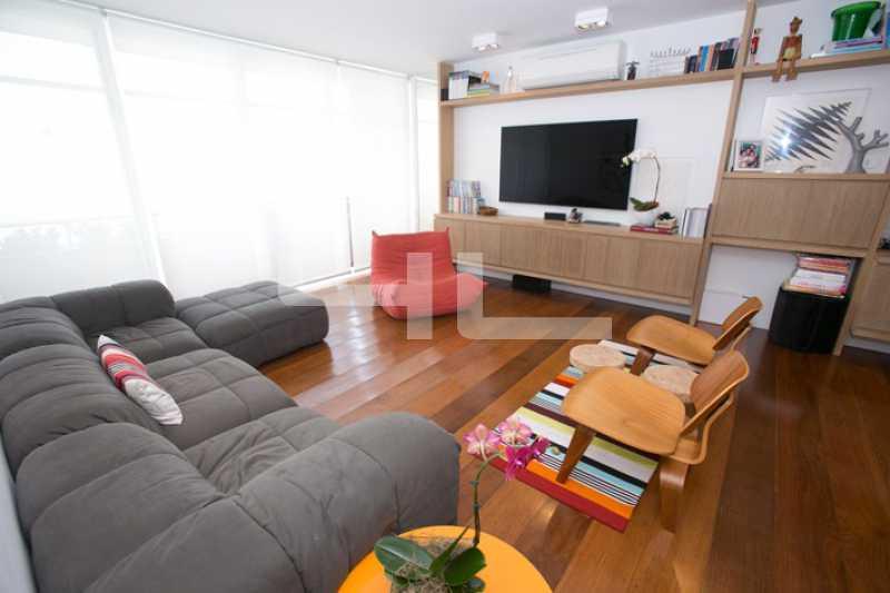 ALTO LEBLON - Apartamento 3 quartos à venda Rio de Janeiro,RJ - R$ 3.999.000 - 00969AP - 5